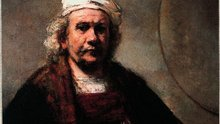 Rembrandt, Painter of Man0