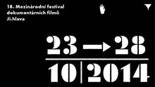 Jihlava IDFF Celebrates Its 18th Birthday in a Documentary Factory!